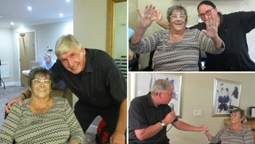 Wishes come true at Guisborough care home