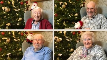 Henley-On-Thames Residents model for Christmas cards