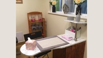 Sheffield care home launches new memory lane nail bar for Residents