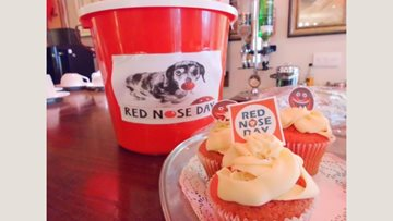 Avonpark raises a fantastic £382 for Red Nose Day 2019