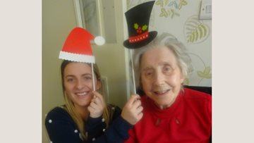 Christmas cheer for all to hear at Averill House