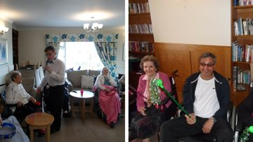 Birmingham care home Residents enjoy fun-filled week