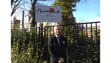 HC-One's Fleming Court introduces new Home Manager, Mark Culley