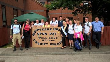 HC-One Celebrates Care Home Open Day