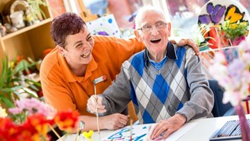 HC-One homes celebrate Care Home Open Day across the UK