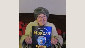 Resident attends Morgan Academy's 150-year celebrations as Guest of Honour