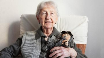 Maisie the doll starts a trend at Basildon care home