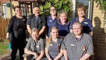 Care Inspectorate praises Wallyford care home