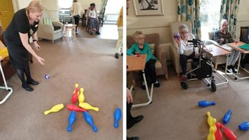 Hodge Hill Care Home 'Stops the Clock'