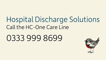 HC-One Hospital Discharge Solutions
