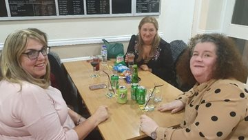 Cumbernauld care home hosts community fundraising night