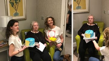 Bake a smile at Bingham care home