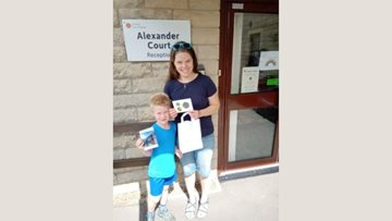 Sheffield care home receive kindness letters