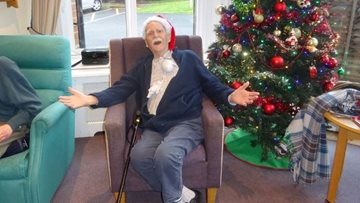 Christmas cheer for Honiton Residents