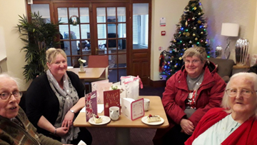 Clarendon Hall Hosts Four Fantastic Festive Events For Residents