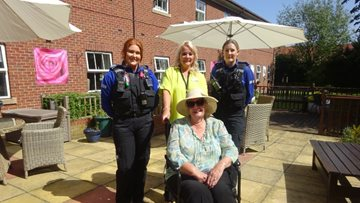 Spennymoor care home welcomes local community for national Care Home Open Day