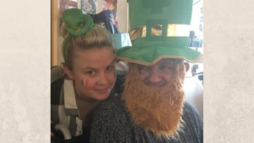 Callands Celebrate St Patricks Day