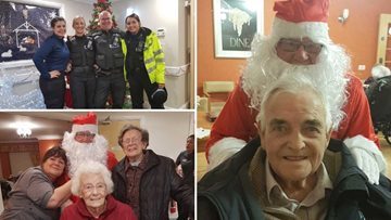 Residents join local community for festive event