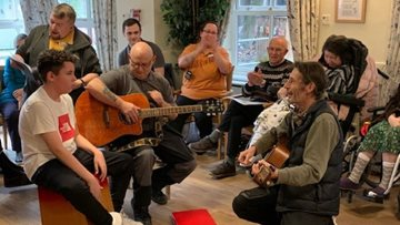 Soul Singing is a success at Coventry care home