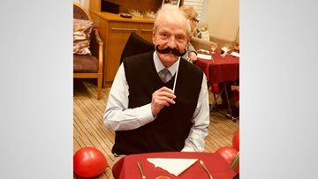 Love was in the air for Residents at Eden House