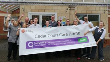 CQC rates Wigston care home as good across the board