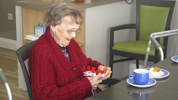 Grampian Court get creative with Age Inspiration