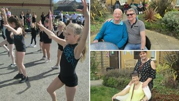 Care Home Open Day at Drummohr