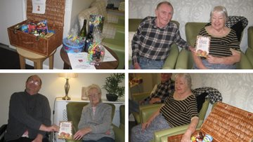 Harvest Festival at Hinckley care home