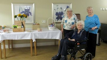 Guisborough care home host harvest festival celebrations