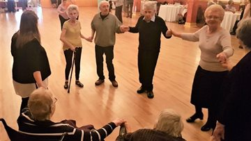 Pendleton Court are Dancing with Dementia