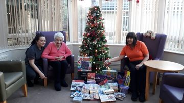 Christmas kindness brings festive joy to Copper Hill