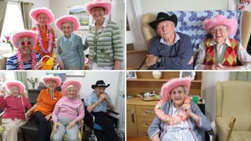 Memories bring joy for Residents at Penrith Care Home