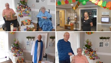 Hartlepool care home's festival brings community together to celebrate autumn