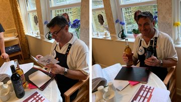 22 years' long service at Pudsey care home