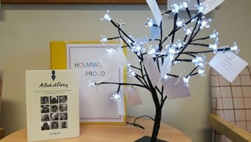 HC-One Colleagues make wishes come true for Holmwood Residents