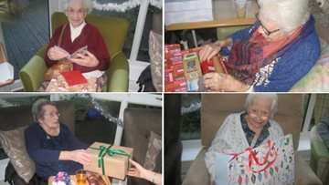 Act of kindness brings Christmas cheer to Bankwood Residents