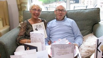 Well known Appleby couple celebrate golden wedding anniversary