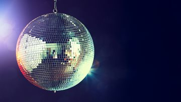 Saturday night fever 70's party at Branston Court