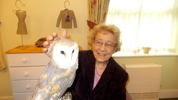 "A ""Twilight"" Encounter for Moat House Residents"