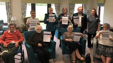 Stornoway Care Home Enjoys Success in Care Inspectorate Report