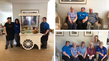 Redcar care home takes part in Dementia Action Week
