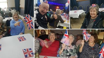 Wartime reminiscent afternoon at Horden Welfare Hall