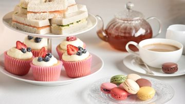 Afternoon Tea at Winsford care home