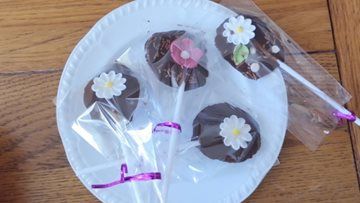Good Friday treats at Limpley Stoke care home