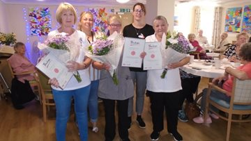 60 Years of Kind Service for Caerphilly Care Home