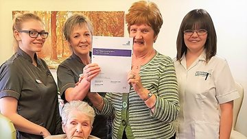 The Village Care Home enjoys success in Care Inspectorate report