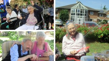 Ilford Care Home Celebrates National Care Home Open Day