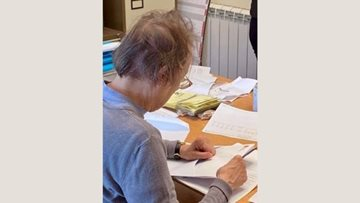 Resident becomes Admin Assistant at Hailsham House