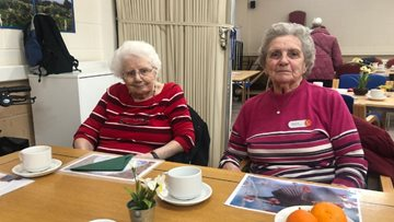Mind Active Activity Day is a hit for Foxton Court Residents