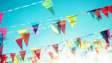 Summer Fete at Woodside Court